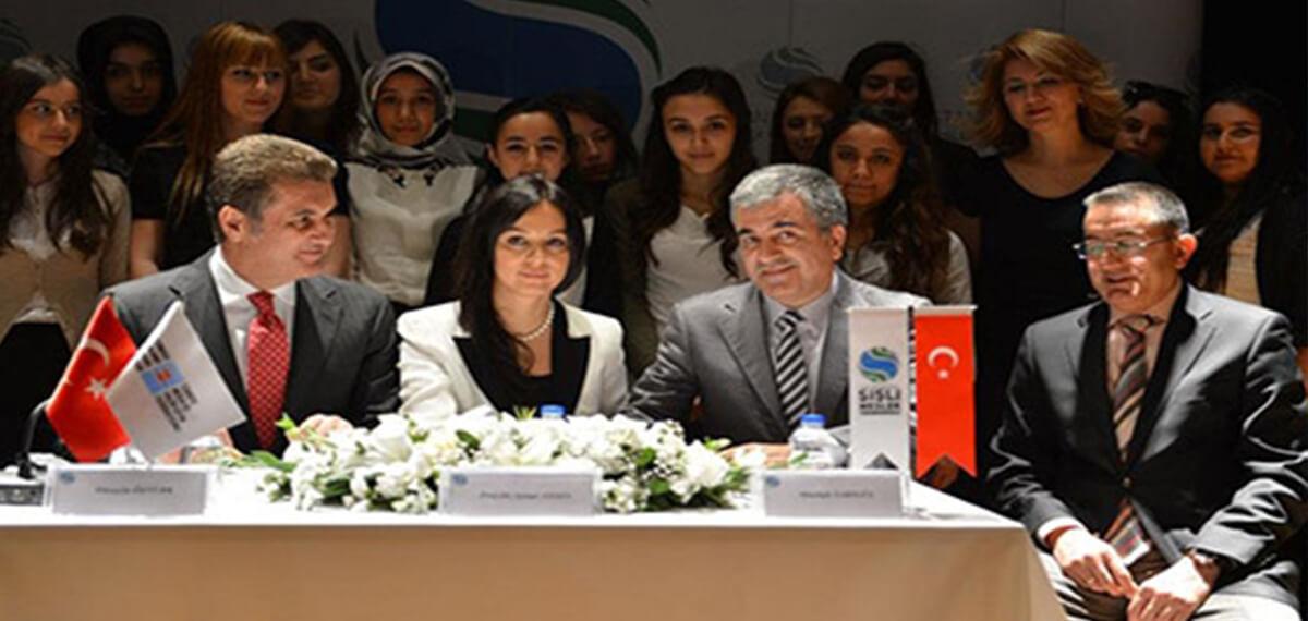 TMHGF, İstanbul Şişli MYO ile İşbirliği Protokolü İmzaladı