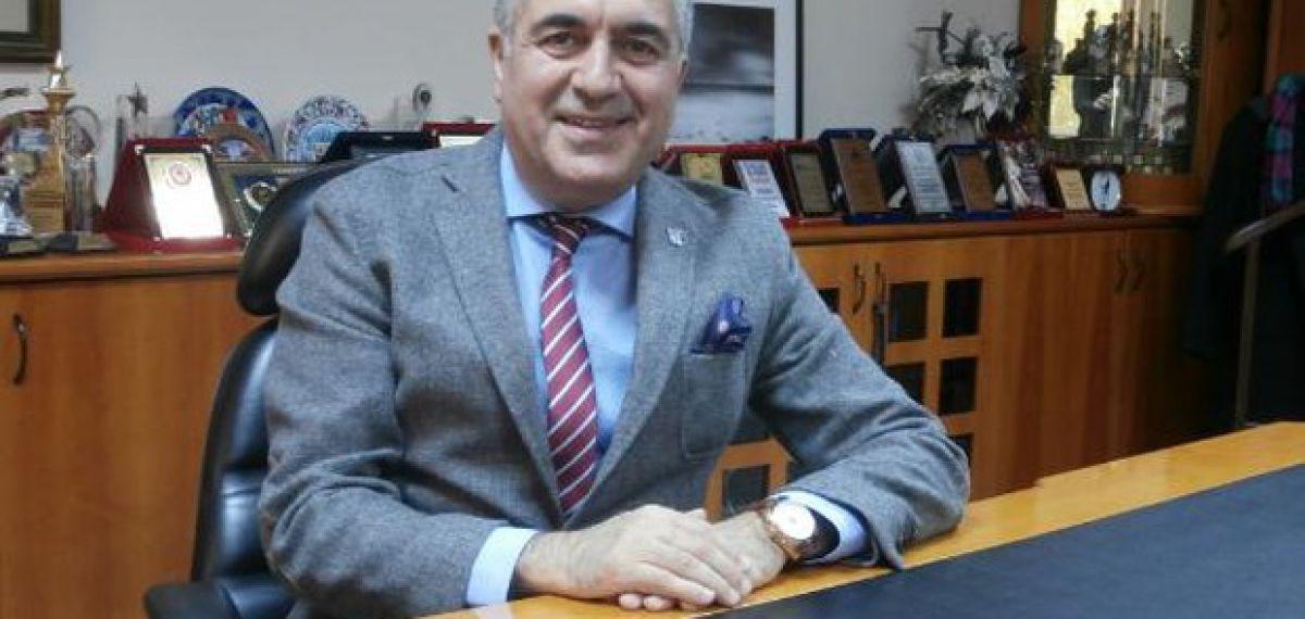"""MHGF Başkanı Hüseyin Öztürk: """"Tekstil ve konfeksiyonda eğitimle üretim birleşmeli"""""""