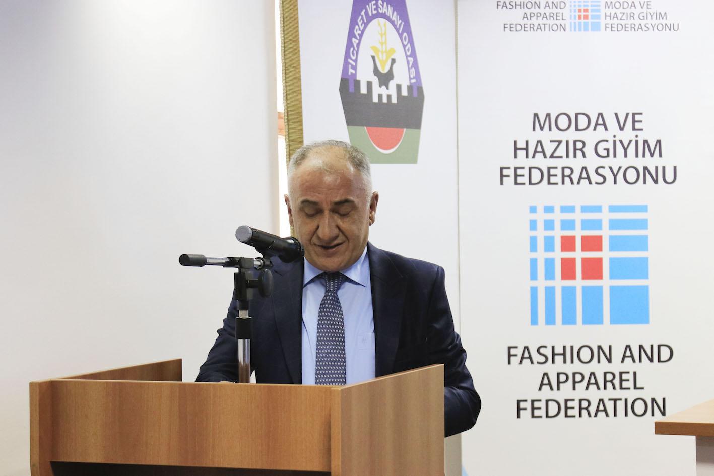 MHGF, tekstil ve hazır giyim sektörünü Diyarbakır'da buluşturdu