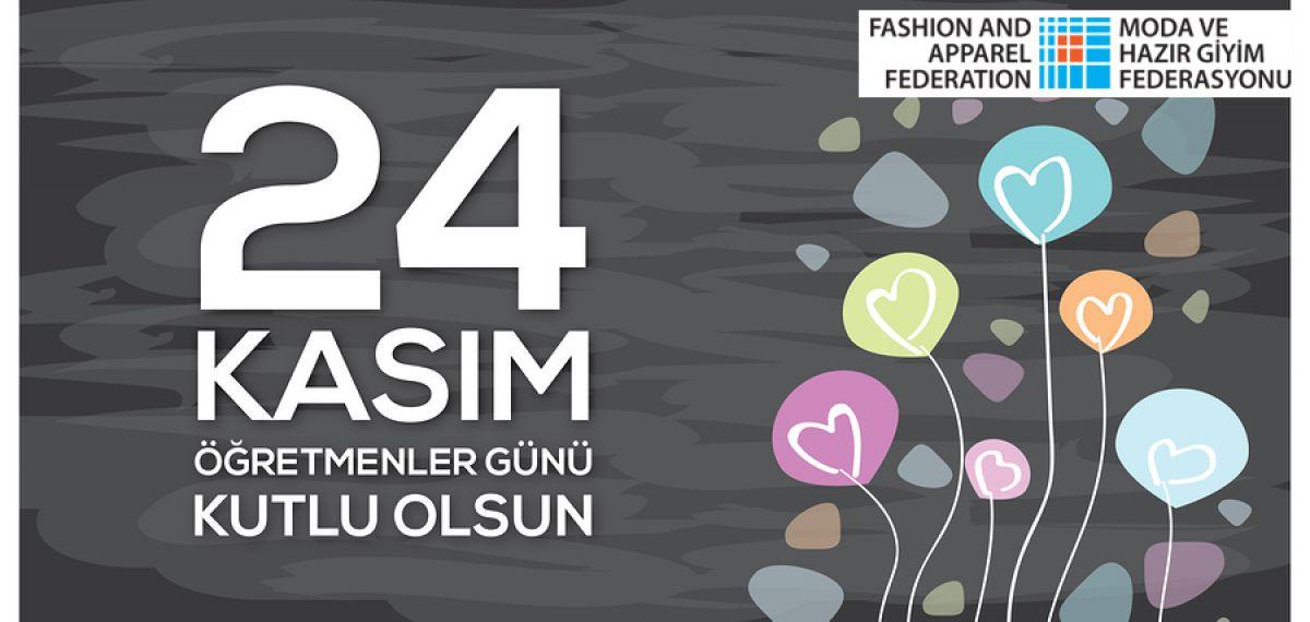 24 KASIM ÖĞRETMENLER GÜNÜ KUTLU OLSUN!