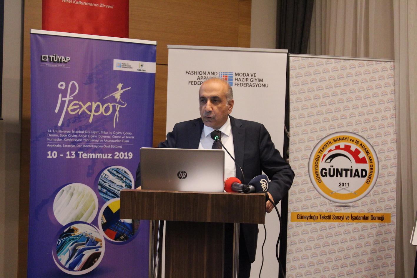 İFEXPO Fuarı'nın Anadolu tanıtımı Diyarbakır'dan başladı