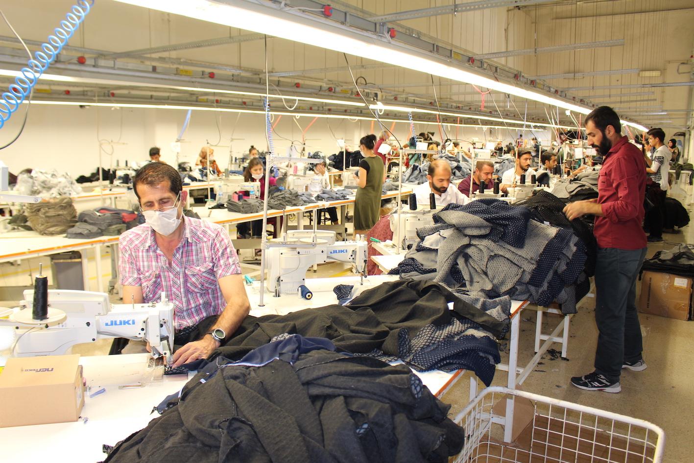 Hazır giyimciler sektörün sorunlarını ve çözümlerini masaya yatırdı